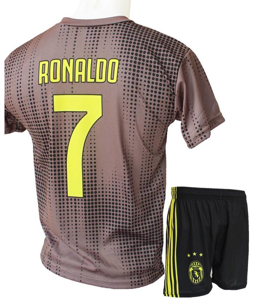 """Voetbaltenue Ronaldo 2018-2019 Juventus """"Uit"""""""