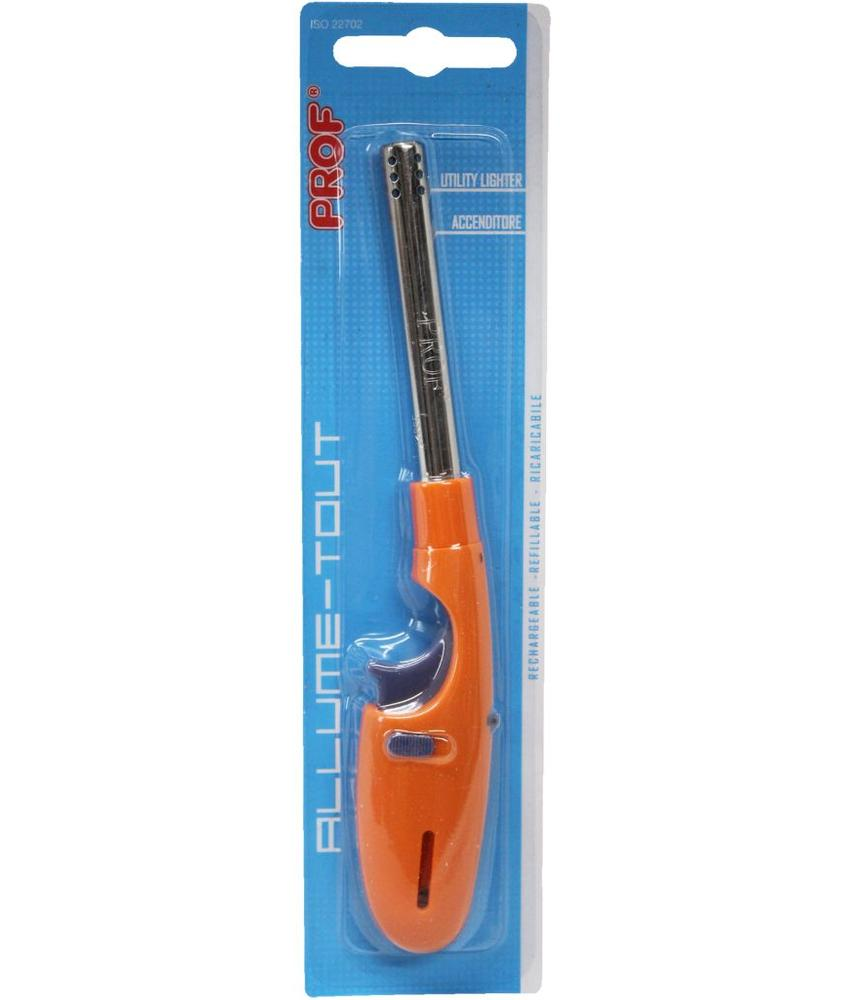 """Gasaansteker Mini pro """"shark""""  18 cm."""