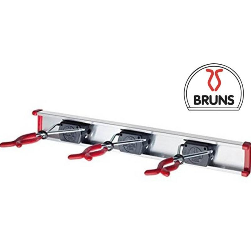 Bruns Gereedschapshouder 50 cm.  + 3 klemmen