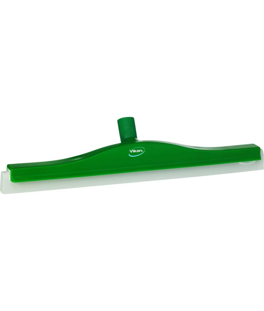 Vikan Draaibare vloertrekker 50 cm. met cassette Groen