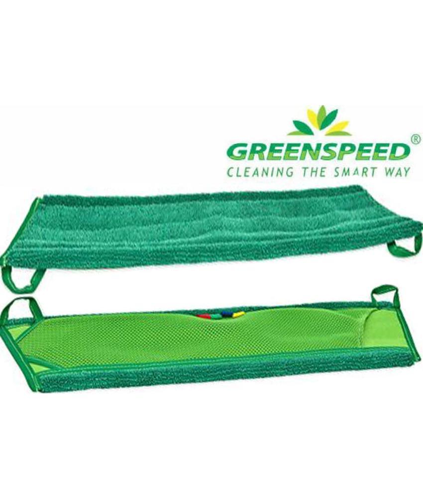 Greenspeed Microvezelmop Click'M C  - Twist - 50 cm