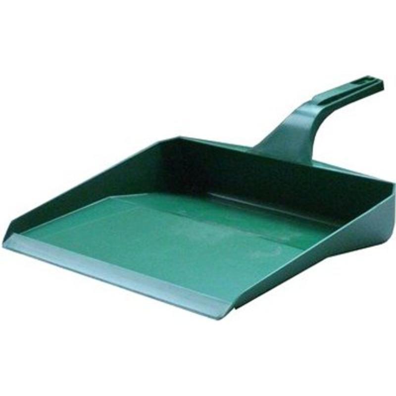 Hygiënisch Vuilblik  - 26 cm -  Groen