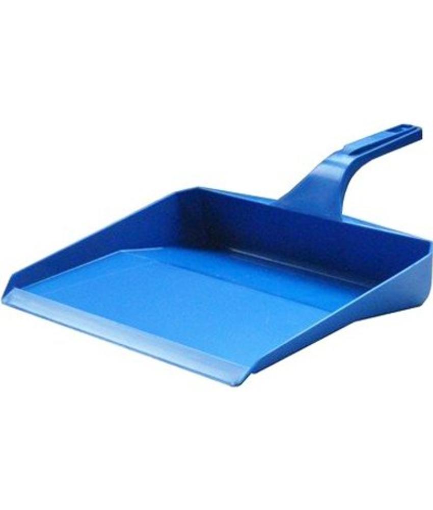 Hygiënisch Vuilblik   - 26 cm -  Blauw