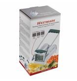 Westmark Friet en groentesnijder , incl. 3 snijbladen