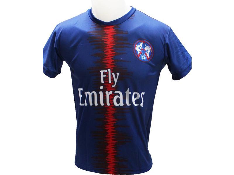 """Parijs Voetbaltenue Neymar 2017-2018 """"Thuis"""""""