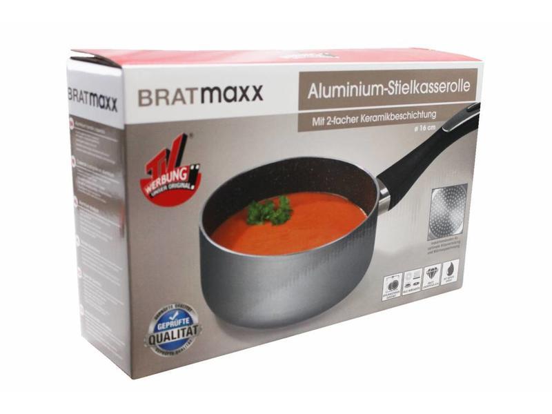 "Steelpan  Ø 16 cm Aluminium  ""Bratmaxx"""