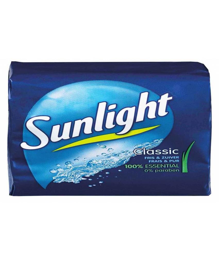 Sunlight Zeep voor de huid Classic Care 125 gr  (4 stuks)