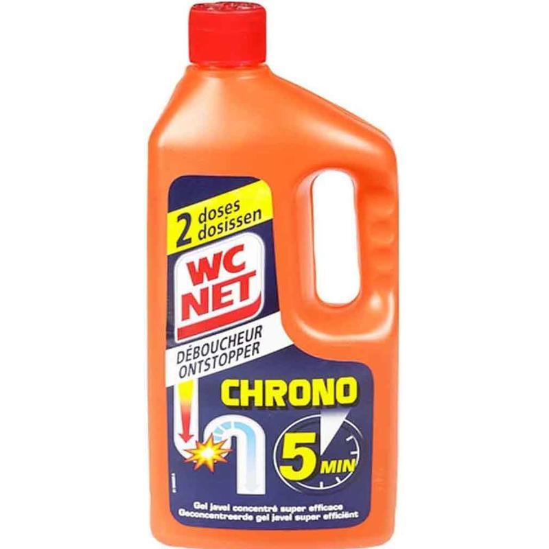 WC  Net  ontstopper Chrono  5 min. -  1 Liter