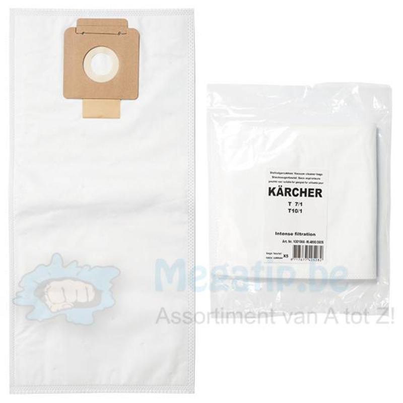KÄRCHER T7/1 & T10/1 intense filtration