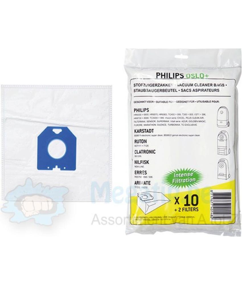 PHILIPS Oslo + HR6983 intense filtration Stofzuigerzakken