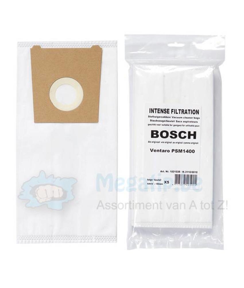 BOSCH Ventaro PSM1400  Stofzuigerzakken intense filtration