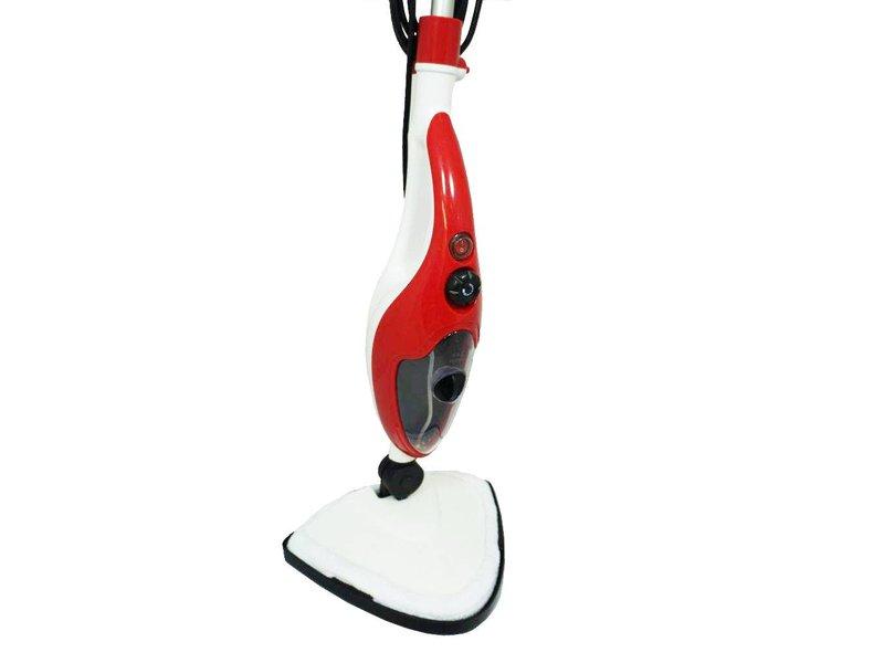 Aqua Laser Brilliant Stoomreiniger Rood / Wit