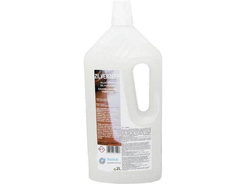 "Zilverzeep 2 Liter  ""vloerreiniger"""