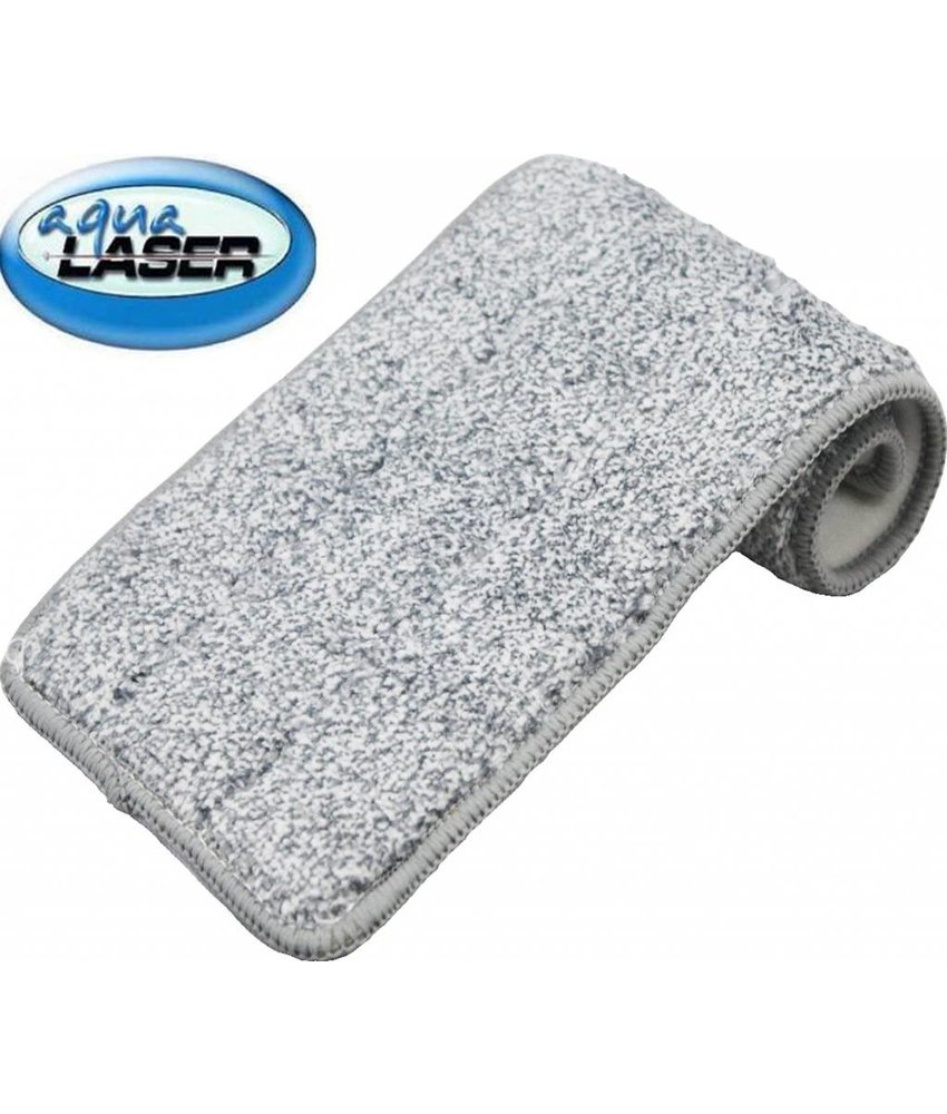 Aqua Laser Easy Flat Mop - Vloerdoek Microvezel