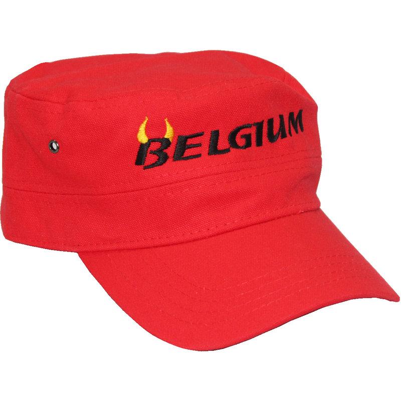 Cap Belgium rood