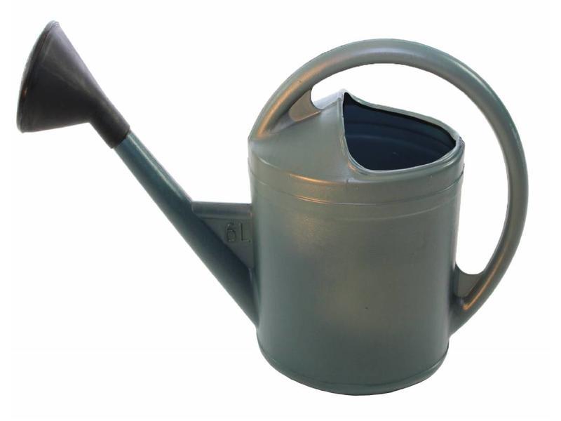 Gieter 6 Liter + Sproeier