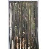 """Deurgordijn Maïs """"Lima""""  Grijs 90 x 200 cm"""