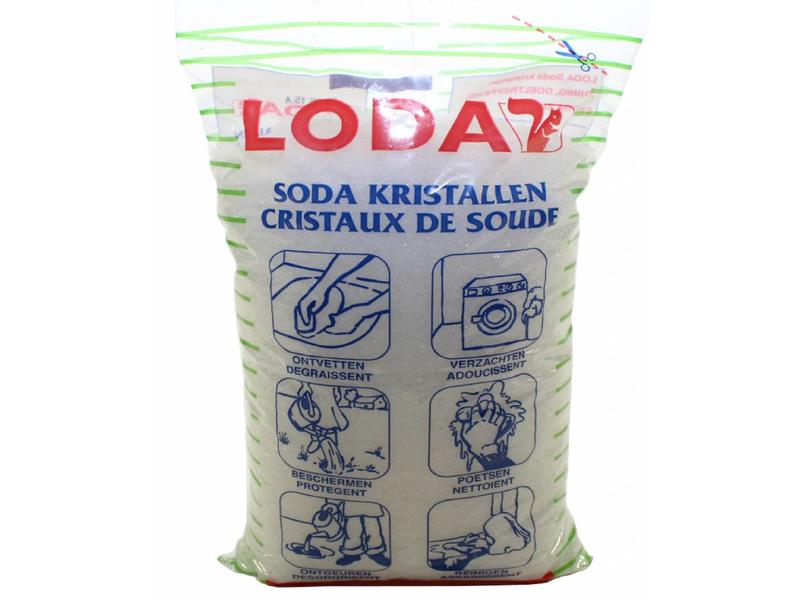 Soda Kristallen 2 Kg Megatipbe
