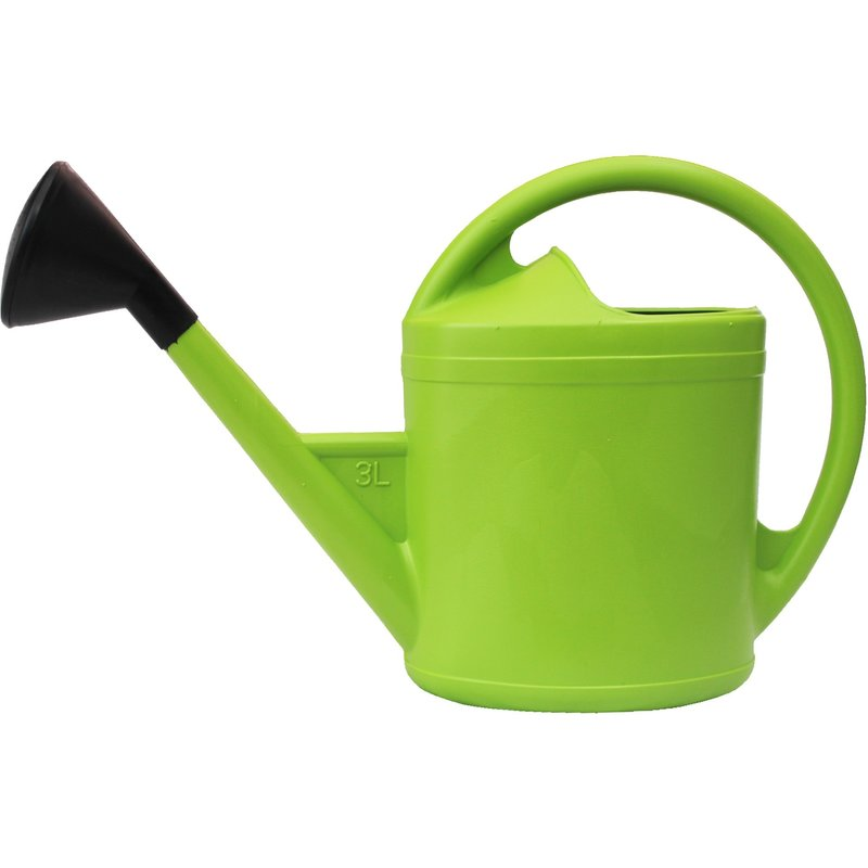 Gieter 3 Liter met sproeikop - pistache