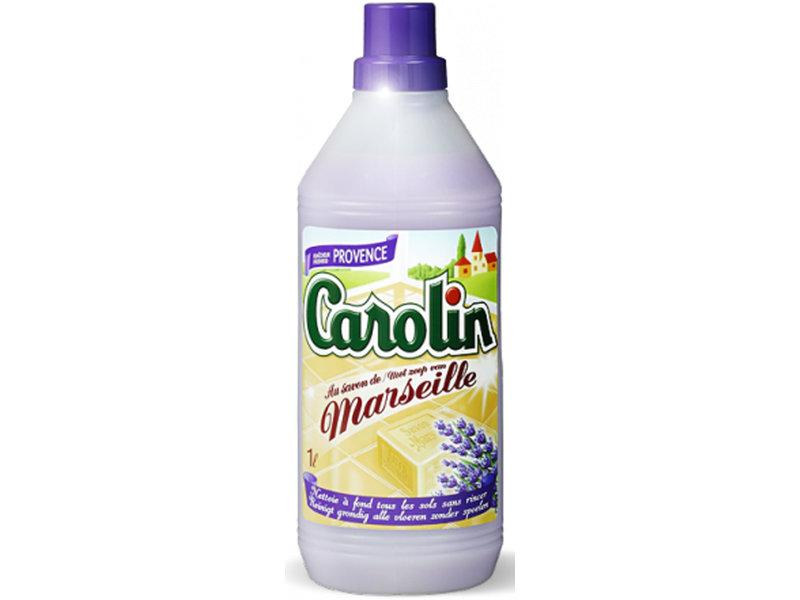 "Carolin Vloerreiniger met Marseillezeep frisheid ""Provence"" 1 L."