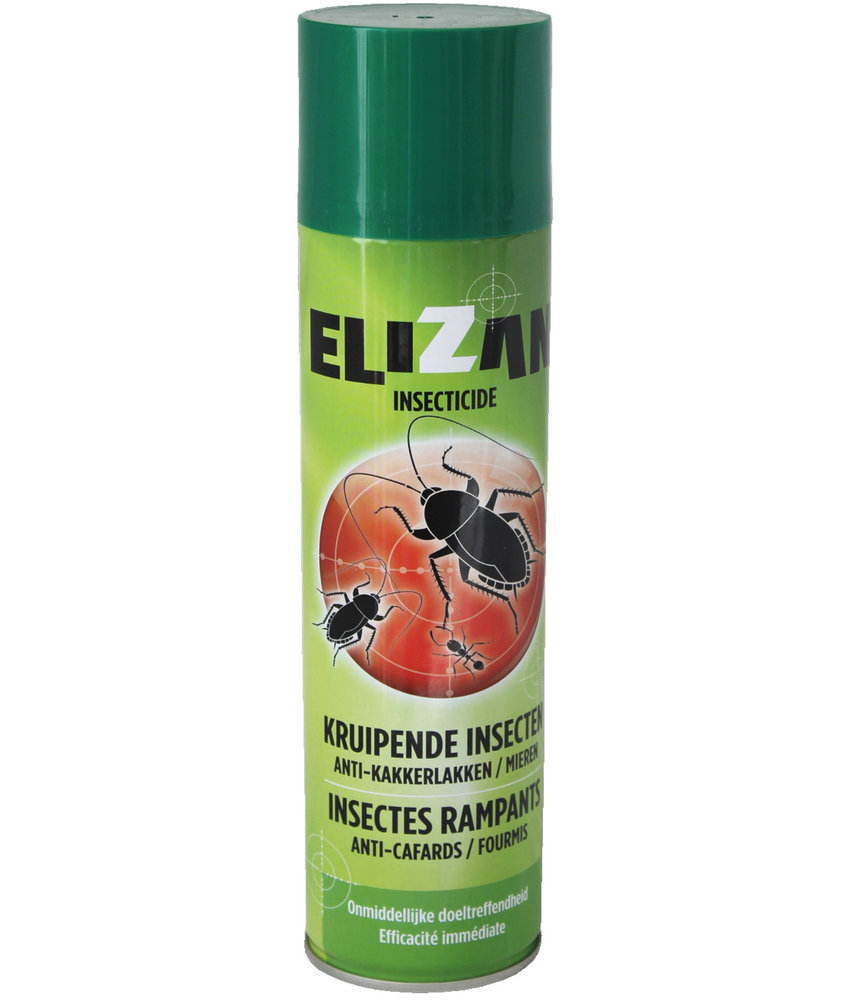 Elizan Kruipende Insecten Spray  400 ml.