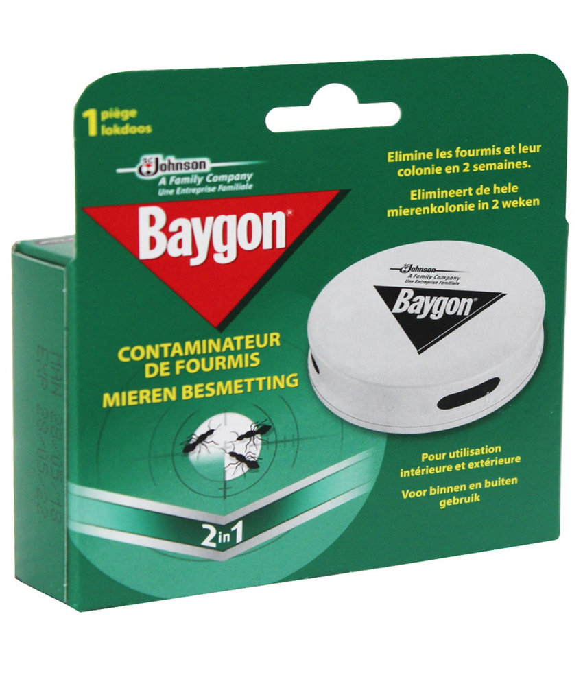 Baygon Mierenlokdoos 1 st.