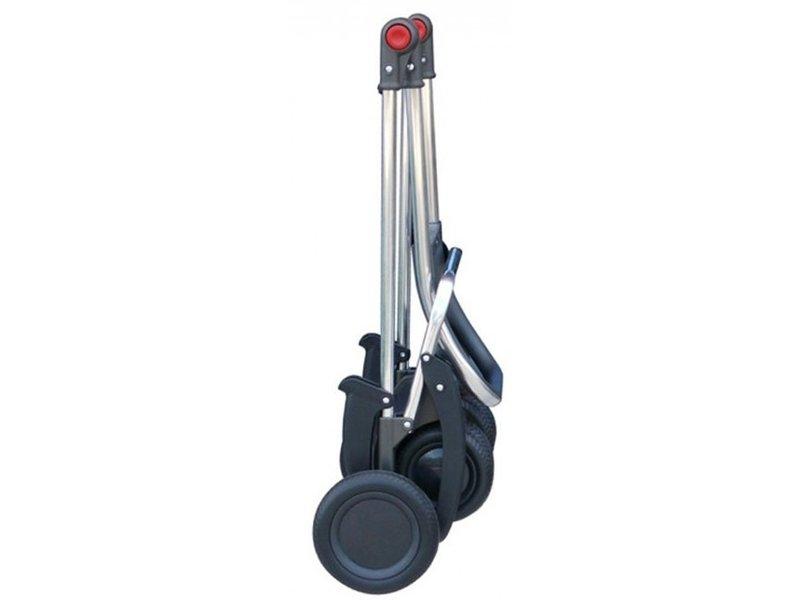 """Rolser Boodschappenwagen roterende voorwielen  Grijs  """"ECOMAKU LOGIC TOUR"""""""