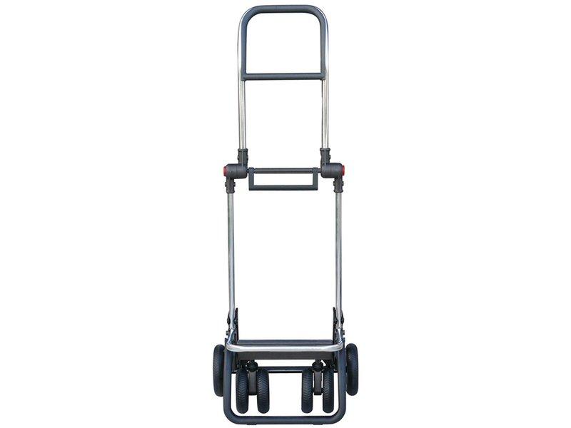 """Rolser Boodschappentrolley  roterende voorwielen Grijs   """"KANGAROO TWEED LOGIC TOUR"""""""