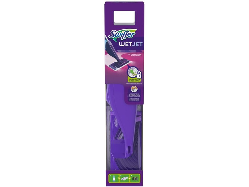 Swiffer WetJet Vloerwisser / Spray mop compleet
