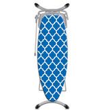 """Strijkplankhoes 5 lagen maat C    """"Blue Symmetry"""""""