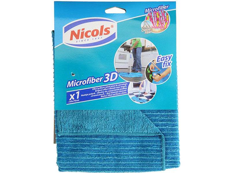 Nicols Microvezeldweil 3D  -  70 x 50 cm