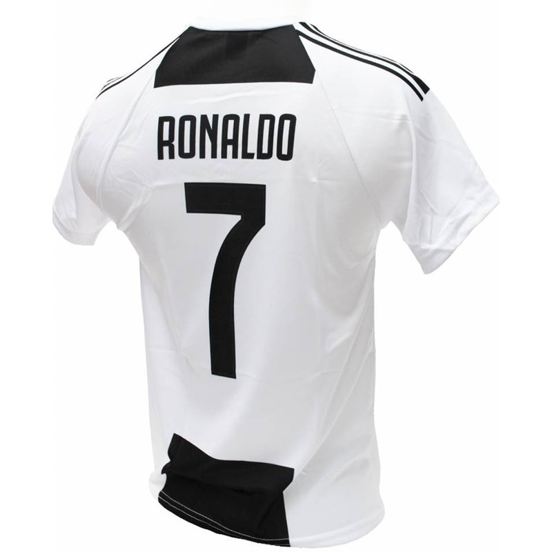 "Voetbalshirt  Ronaldo 2018-2019 Juve ""Thuis"""