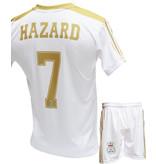 """Voetbaltenue Hazard  2019-2020  Madrid """"Thuis"""""""