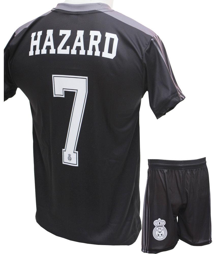 """Voetbaltenue Hazard  2019-2020  Madrid """"Uit"""""""