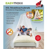"""Mosquito Insectennet  2 Pers.  met magneten  """"Easymaxx"""""""