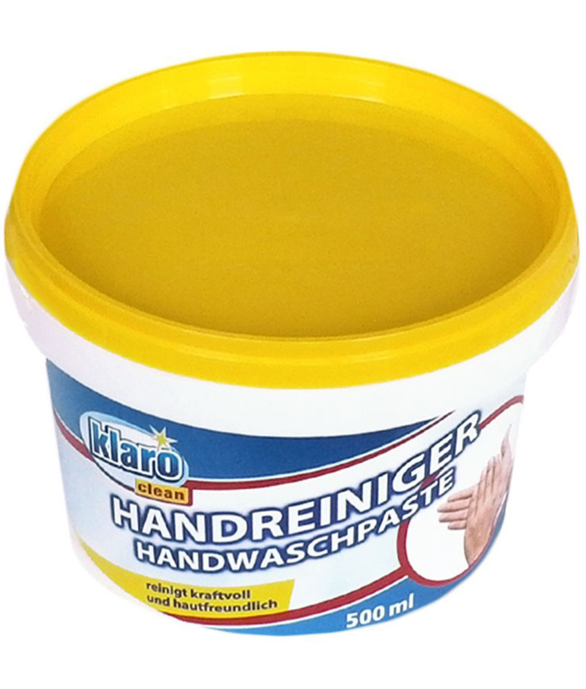 "Handreiniger Klaro  ""Handwaspasta""  500ml"