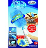 "Aqua Laser Turbo Duster  ""Roterende  plumeau"""