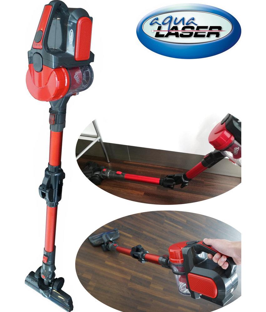 "Aqua Laser Freedom XL  ""Snoerloze stofzuiger"""