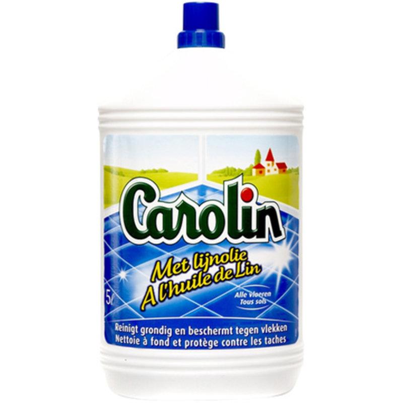 Carolin Vloerreiniger met Lijnolie 5 Liter