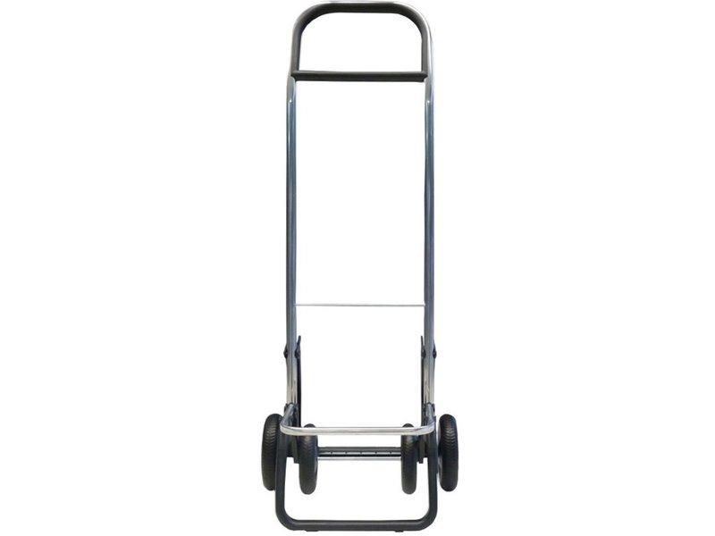 """Rolser Boodschappentrolley met 4 wielen  Zwart/Wit  """"GEOMETRIK 4.2"""""""