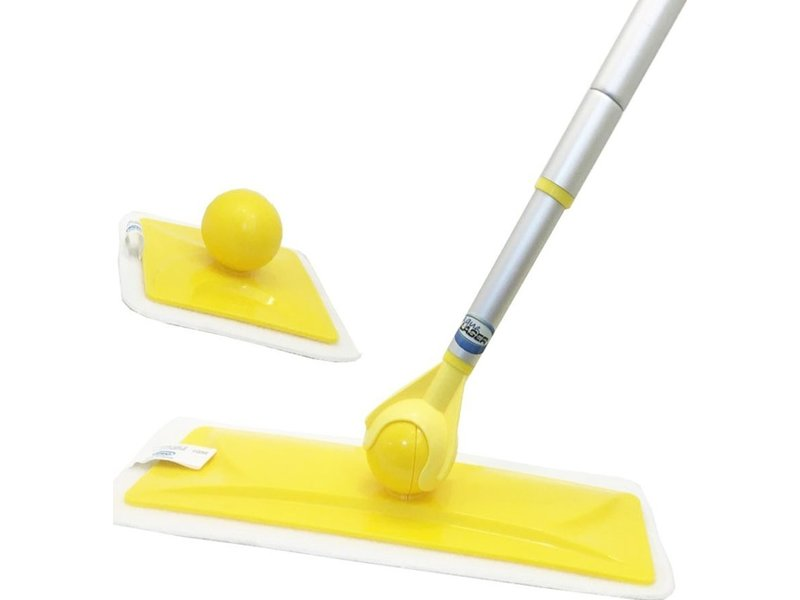 Aqua Laser Clickball  - Reinigingssysteem voor vloeren en ramen