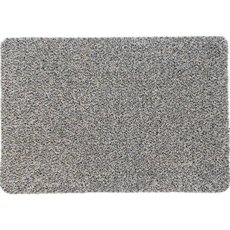 Wasbare droogloopmat Beige 65 x 100 cm.
