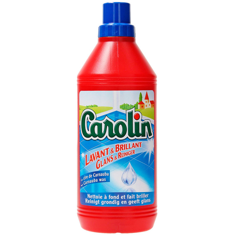Carolin Glans & Reiniger met carnaubawas 1 Liter