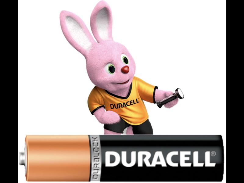 DURACELL AAA batterijen  Duralock  1,5V   ( 8 stuks )
