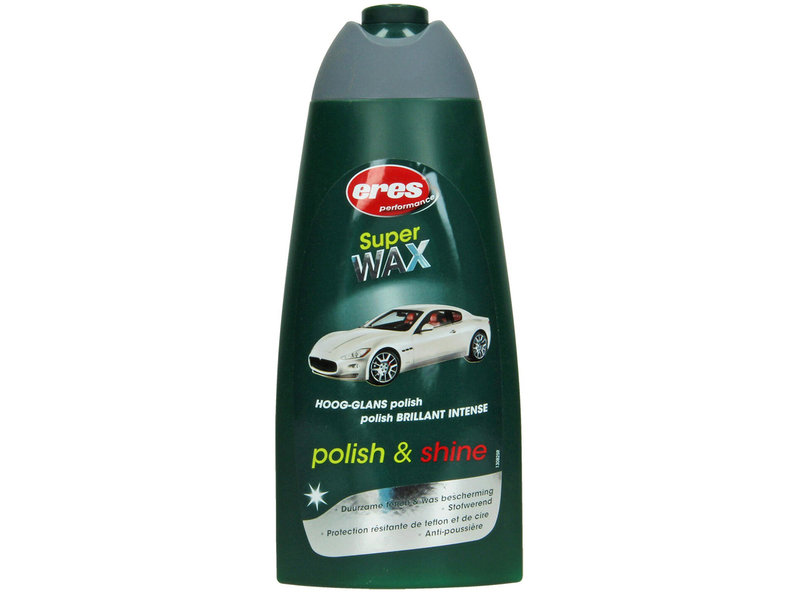 "Eres Super-Wax hoogglansreiniger  ""Polish & Shine""     500ml"