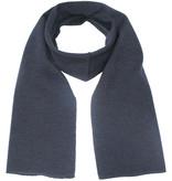 Gebreide Sjaal 150 x 22 cm. - Navy Blauw