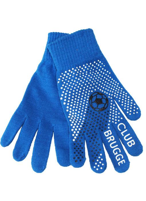 Handschoenen Club Brugge Topjes  Blauw