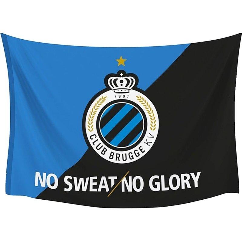 Grote supportersvlag Club Brugge