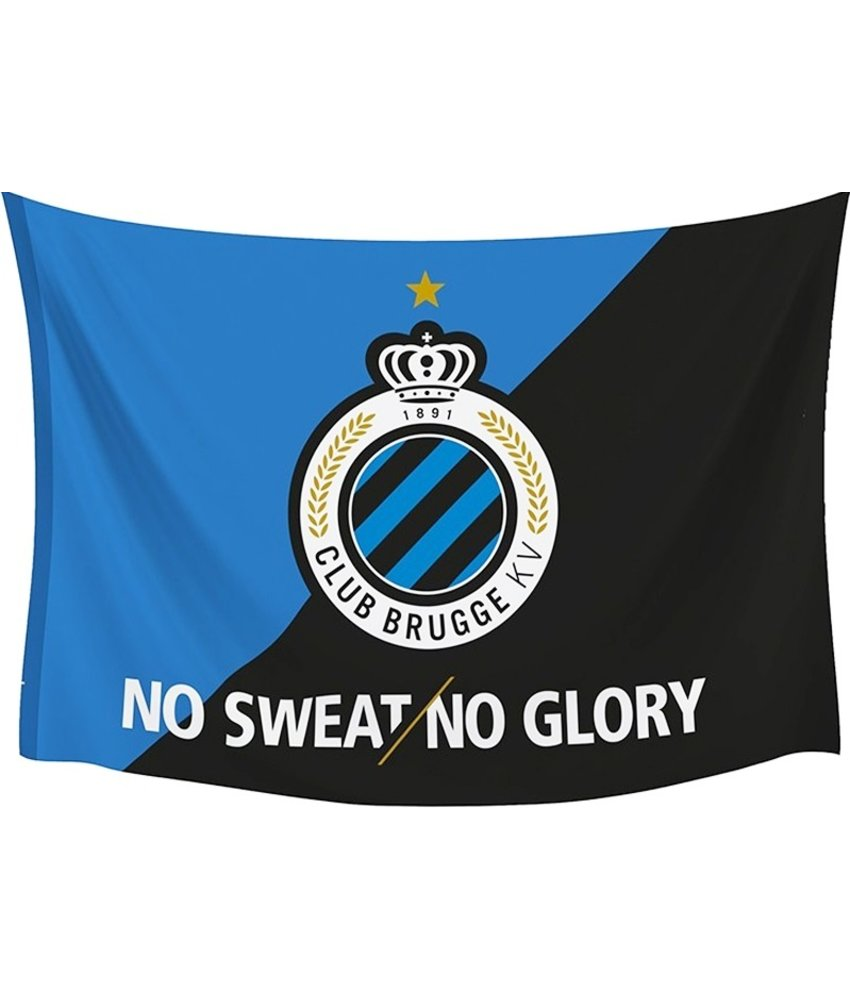 Grote supportersvlag Club Brugge