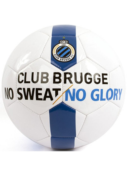 Voetbal Club Brugge   No Sweat/No Glory